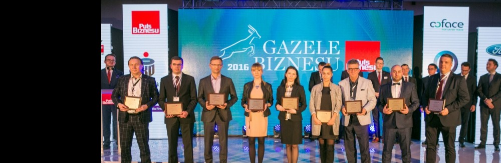 Gazela Biznesu 2016 already in our hands